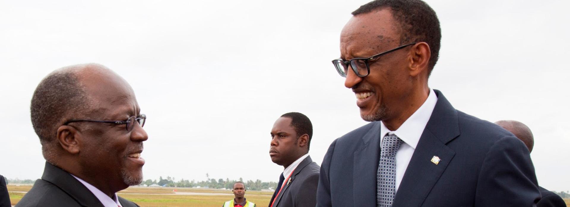 Magufuli's One Year in Office: Unwavering War Against Graft Op-ed Piece by CEOrt Chairman; Ali A. Mufuruki
