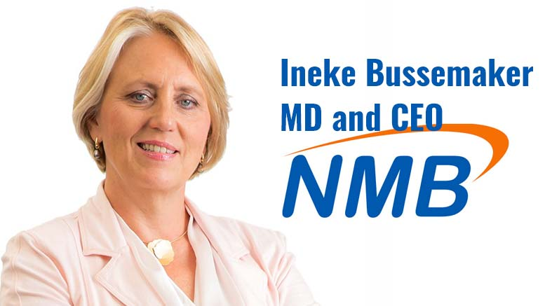 Interview with Ineke Bussemaker, MD and CEO of NMB Bank