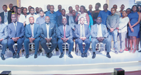 Industrialisation earns MCL praise