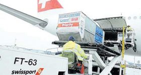 Swissport misses only 10pc of revenue target in tough year