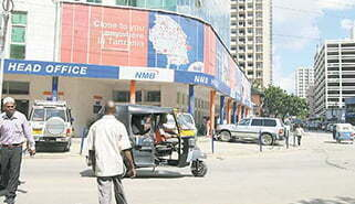 NMB Bank named best bank in Tanzania